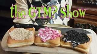 The GTM? Show - Dunkin Donuts Cheesecake Squares