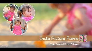 Insta Picture Frame ( pub VELAN Android Apps)