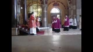 Venerdì Santo Good Friday 2012 - Le tre ostensioni e l' adorazione della Croce