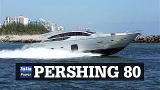 A Pershing Yacht Underway.... yep, another one | GAYFE