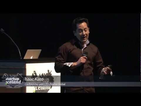 Startup Iceland 2012 - Isaac Kato