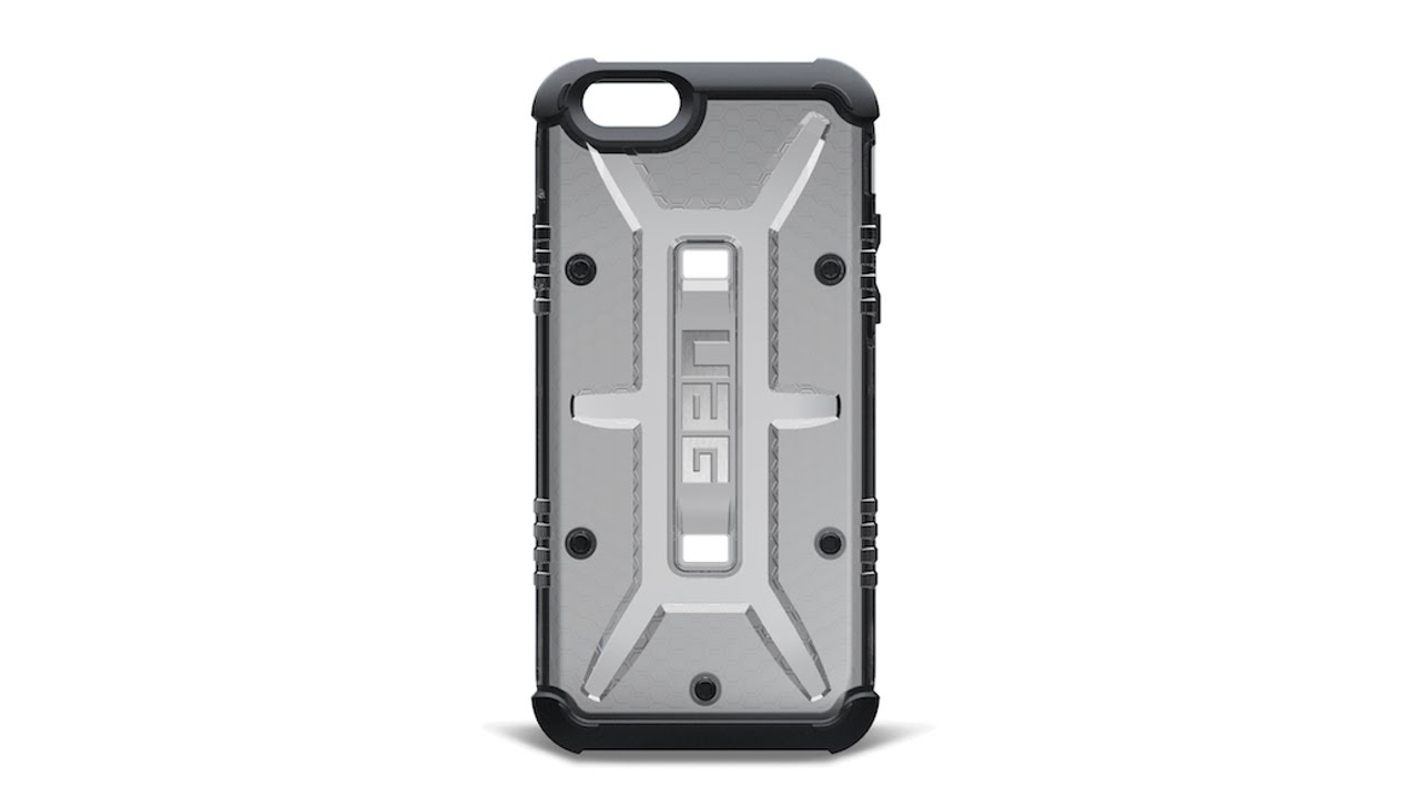 best loved cc621 8831b Urban Armor Gear ASH Case for iPhone 6 and 6s