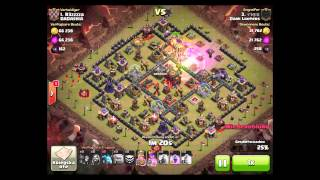 Clash of Clans DL 19 Surgical Hogs und andere 3er 2015 07 03 12 37 17