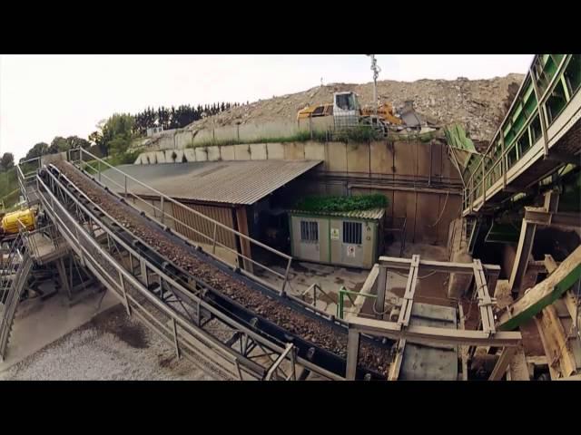 Impianto riciclaggio - MPS