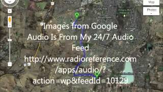 This is a police radio recording of a police pursuit in wagga wagga...