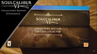 Soul Calibur 6 Collector's Edition (Unboxing)
