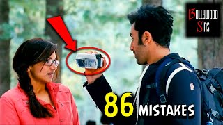 (PWW) Plenty Wrong With Yeh Jawaani Hai Deewani (YJHD) | 86 Mistakes | Bollywood Sins