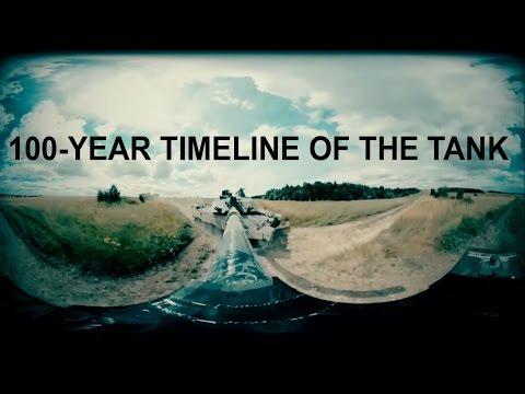 Evolution of the British Tank over 100 years | Tank 100 | British Army