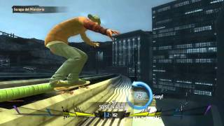 Shaun White Skateboarding de PC HD Gameplay