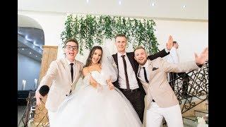 Інтерв'ю-сюрприз на весіллі | Дует Ведучих Тільки Так | 12/08/17