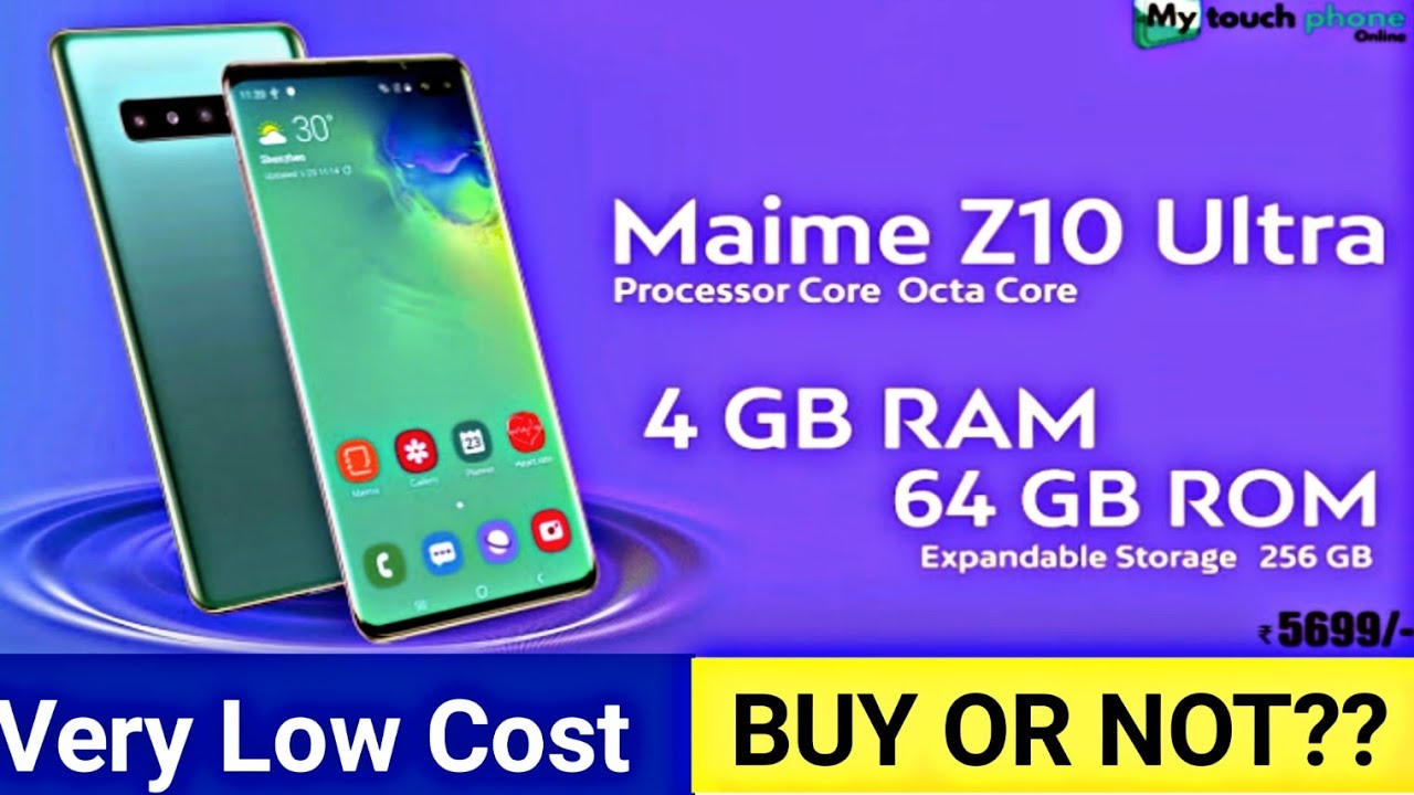 Maime Z10 Ultra 6 64gb Mytouchphone Website Review Maime F1 Max Pro Note 8s Pro Unboxing Youtube