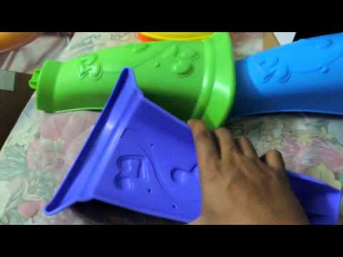 [Unboxing] Fisher Price Light & Sound Activity Table