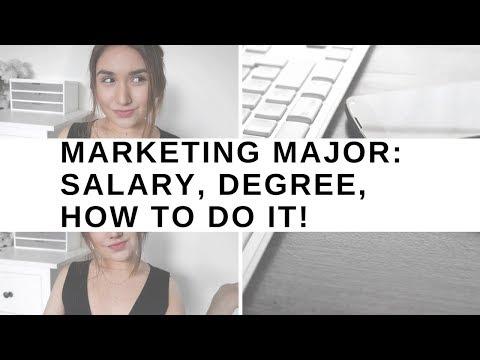 CC Student talks Marketing Major: Salary, Degree, How to do it!