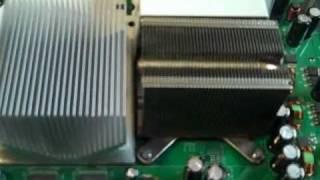 xbox 360 gpu heatsink mod external dvd drive airflow cpu