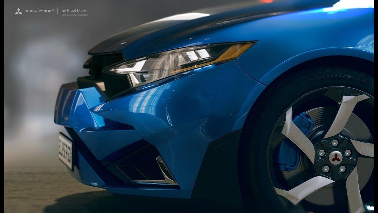 Mitsubishi Eclipse 2015 >> 2015 Mitsubishi Eclipse R Sd Concept 2014 Harga Spesifikasi