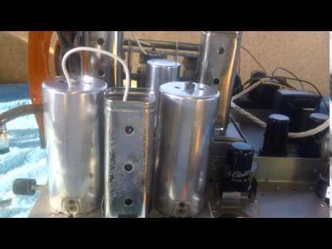 Philco model 37-2670 repair and restoration (Part 27 of 34).