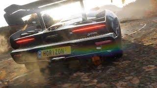 Forza Horizon 4 Reveal Trailer E3 2018