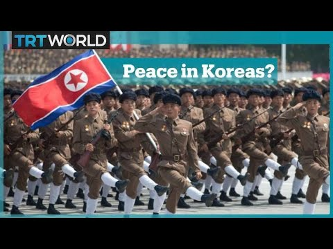 Will there finally be peace on the Korean Peninsula?