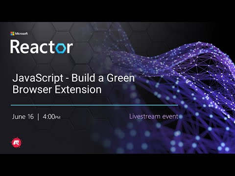 JavaScript - Build a Green Browser Extension