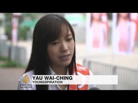 Leaders of Umbrella Movement join Hong Kong poll fray