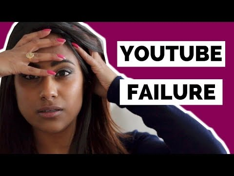 Why Your Youtube Channel Is Failing (AND HOW TO FIX IT)