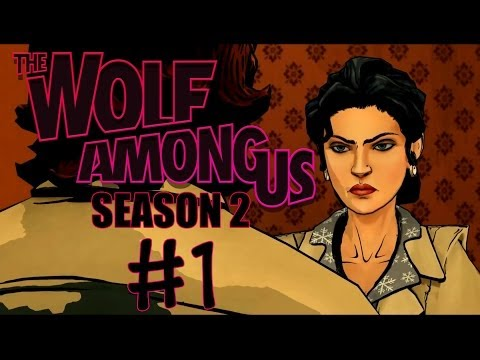 The Wolf Among Us - Episodio 2 - Parte 1 - WTF!?!?!?