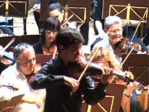 Saint-Saëns: Violin Concerto nº 3 (1° mov.) - Pedro Barreto
