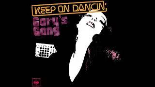 Gary's Gang ~ Keep On Dancin' 1978 Disco Purrfection Version