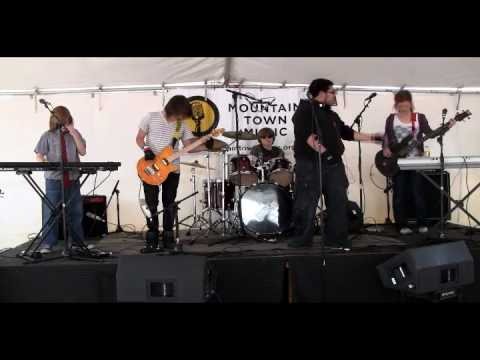 Music Garage Baba O'Riley Park City, Utah Spring 2010