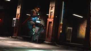 Mortal Kombat 9 - Kenshi and Ermac (Tag Ladder) [Expert] No Matches/Rounds Lost