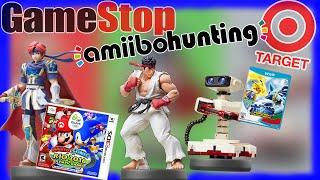 ABM Hunting: Amiibo Hunting Roy & Ryu & Pokken & M & S Rio 2016!!!