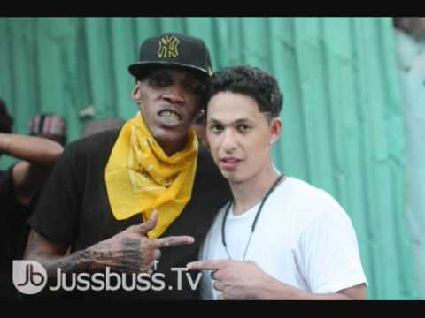 Vybz Kartel & Russian - Look Pon We (RAW) JAN 2011 (Head Concussion Rec)