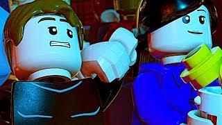 LEGO THE INCREDIBLES 2 Violet And Boyfriend Scene (All Scenes)