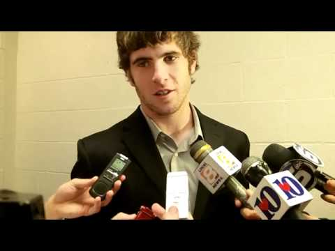 Tyler Bray Postgame Interview After Kentucky Game (11/26/11)