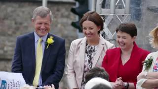 The Riding Parade 2016 - Edinburgh's Royal Mile