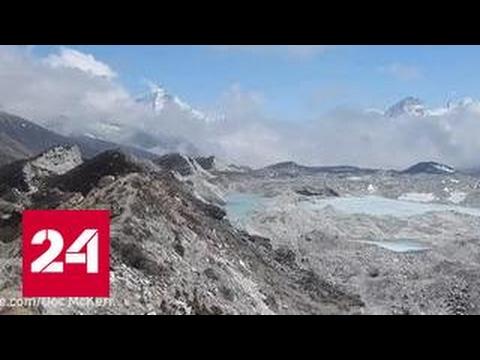 В Индии два ледника признали личностями и наделили правами