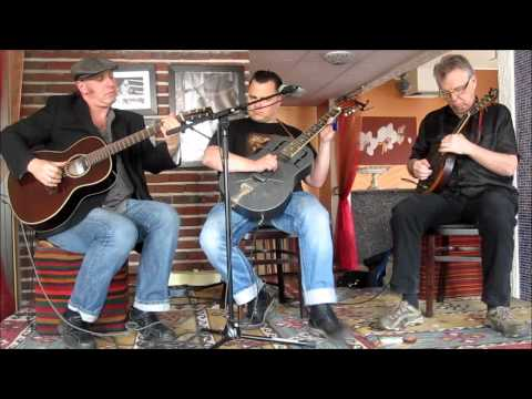 Sunday Blues Brunch@Lilla Persia - Brian, Benny and Bert