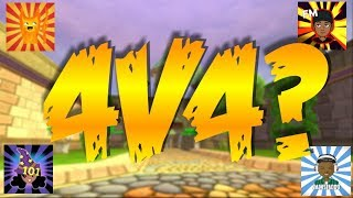 THIS IS STILL A THING?! (Wizard101 Quick Match 4v4 Part 1)