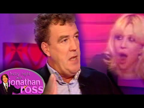 Jeremy Clarkson Is Not a Fan of America or Their Culture  | Friday Night With Jonathan Ross