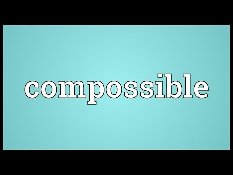 Header of compossible