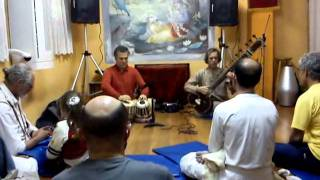 Shabda Rasa Duo: Ganapati Das (Sitar) and Gopala (Tabla)