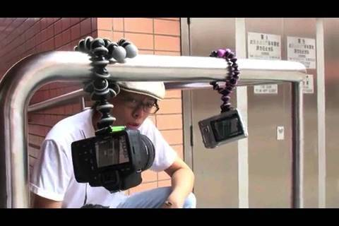 Joby Gorillapod Hands-on Review