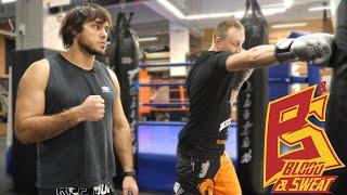 Исправь эти ошибки и будешь бить сильно / Правый прямой удар техника бокса / Эльмар Гусейнов / Видео