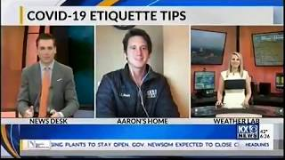 Etiquette Expert Sharon Schweitzer on Good Day Dakota (KX News)
