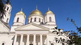 Видеосъёмка венчания  в соборе Александра Невского в Симферополе