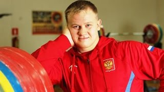 "Тяжелая атлетика. ""Гром рекордов"". Геннадий Муратов."