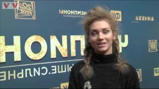 Кристина Асмус про Хоркину