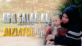 Slow Rock Anak-Anak Terbaru 2021 - Apa Salahku - Aiziatul Fidya - [ Official Music Video ]