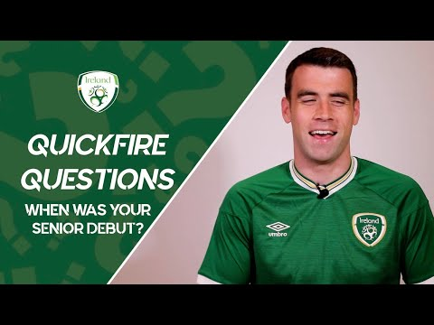 QUICKFIRE QUESTIONS | When was your senior debut?