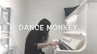 Dance Monkey Piano Cover by Winnie Oscar
